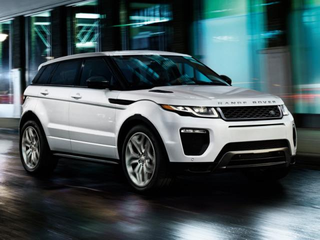 50 Best Used Land Rover Range Rover Evoque For Sale, Savings From $2,899