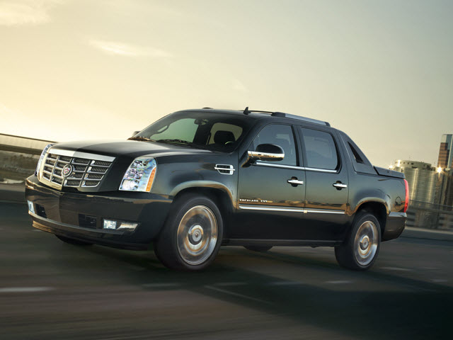 50 Best 2012 Cadillac Escalade Ext For Sale Savings From