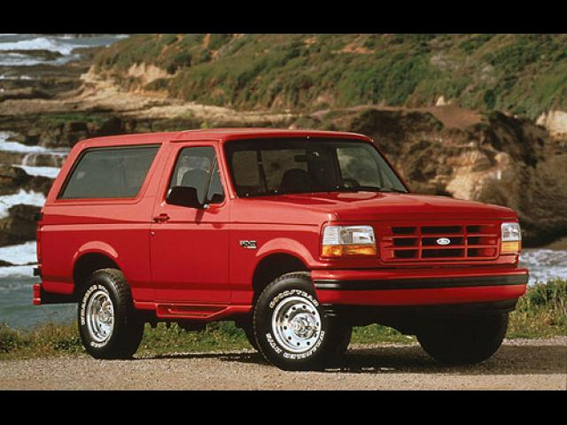 50 Best Used Ford Bronco for Sale, Savings from $3,479