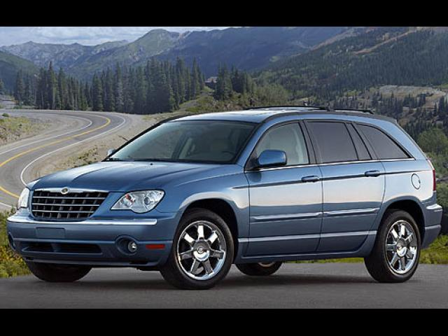 50 best 2007 chrysler pacifica for sale savings from 3 139. Black Bedroom Furniture Sets. Home Design Ideas