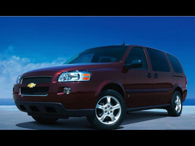 50 Best Used Chevrolet Uplander for Sale Savings from 3439
